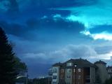Un ciel magnifique  - Sainte-Agathe-des-Monts, QC