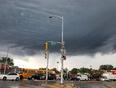 morning storm - Simcoe, ON