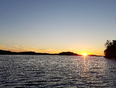 Sunset at Lake Joseph - Muskoka Lakes, ON