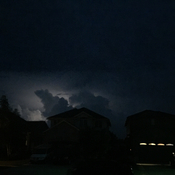 Heat Lightening in Stratford