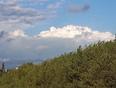 storm cloud  - Elnora, AB