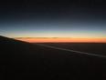 Sunrise above the clouds - Vienna, Wien (Vienna), AT