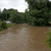 Harriston Ontario flooding