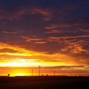Lethbridge Sunrise!