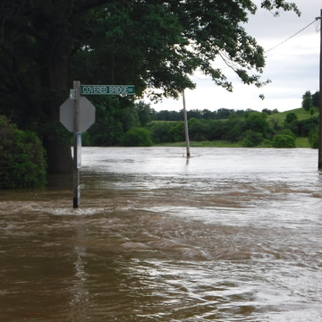 Grand River Flooding