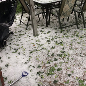 Hail London Ontario