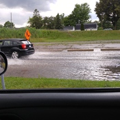 big Puddle on Bimonte Pkwy@420