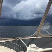 Georgian Bay storm