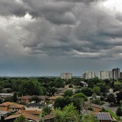 Storm is coming to North York
