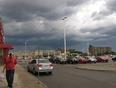 tornado producing clouds - Hamilton, ON
