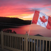Happy 150th Canada from Heart's Content,NL on the Baccalieu Trail