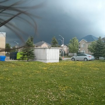 big storm in markham