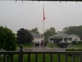partly cloudy the weather network says!!! - Brighton, ON