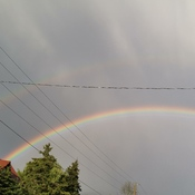 double rainbow haldimand county