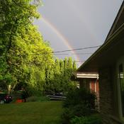Summer rainbows