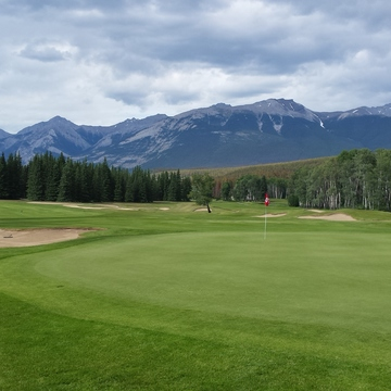 Jasper Park Lodge golf course