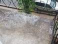 longueuil la pluie et la grêle est dechêner!!  - Longueuil, QC