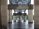 Burton Bridge  - Burton, NB