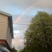 Rainbow In St. Catharinea