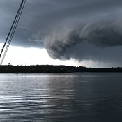 St.Lawrence River Storm