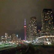 Toronto Ontario midnight