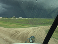 Other side of the storm - Weyburn, SK, CA