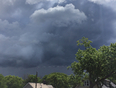 Coming Storm - Niagara Falls, ON, CA