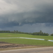 Small Funnel east of Beaumont AB.