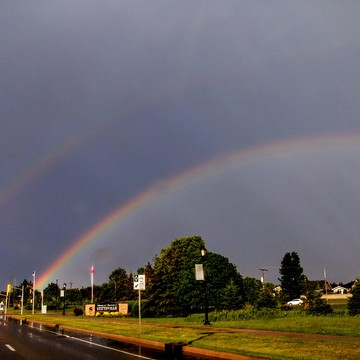 Another Double Rainbow Photo
