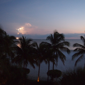Peaceful lightening