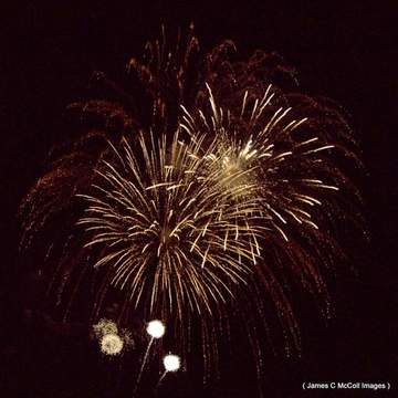 Kingston Ontario Fireworks