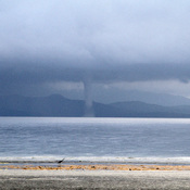 Qualicum Waterspout