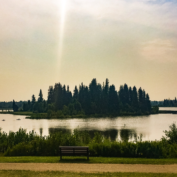 Astotin Lake, Elk Island National Park