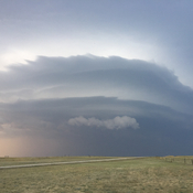 Prairie Storm Clouds-Tracey Ross