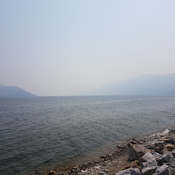 North of Penticton highway 97