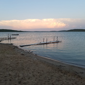 CB cloud Whitebear Lake