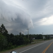 Megastorm On PEI
