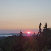 Rossport sunset
