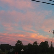 Cotton Candy Sky