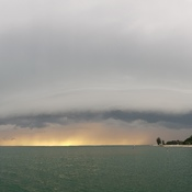 Skies over Goderich