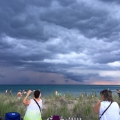 Beach Concert in Grand Bend