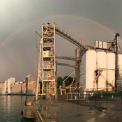 Grain Elevators, Goderich, ON