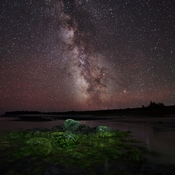 Milky Way Reflections III