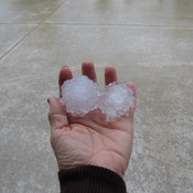 Two Inch Hail