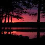 Everybody Loves Raymond, Sunrise on Panther Pond