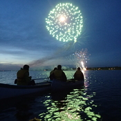 Canada Day Fireworks LakeView