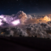 Aerial Thunderstorm