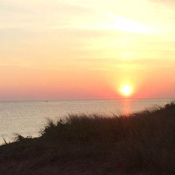 Sunrise, Cavendish PEI