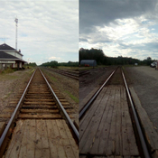 Nakina RailRoad & Old Train Station