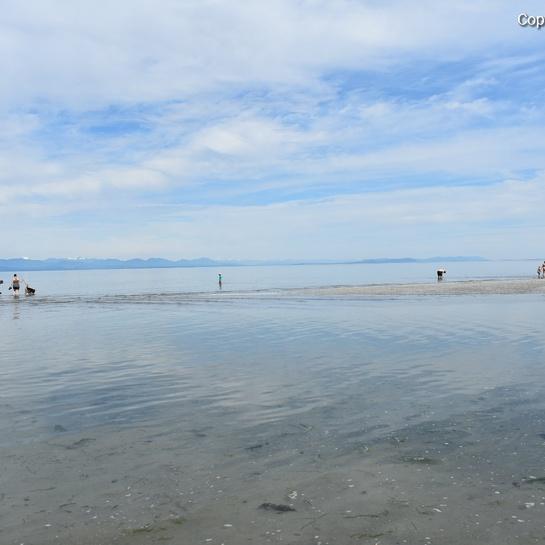 Saratoga Beach, Vancouver Island Comox Valley, BC